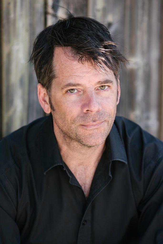 Matt Cahill author photo