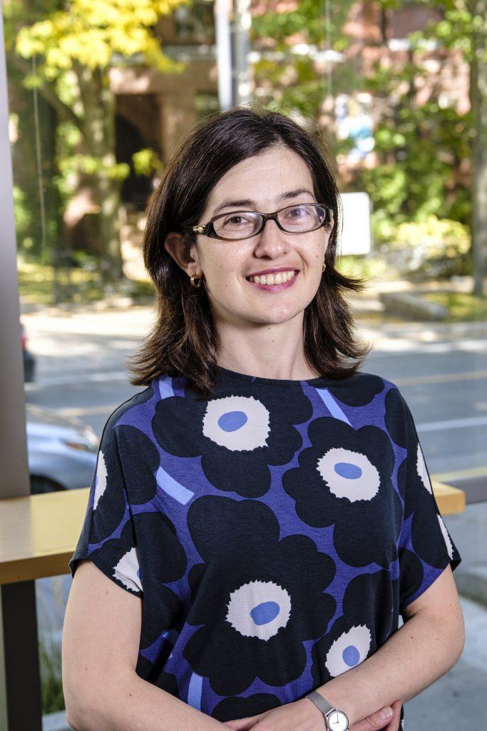 Julia Zarankin author photo