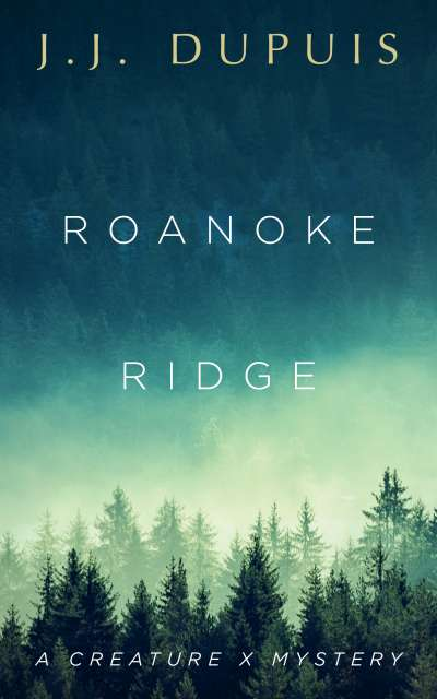 Roanoke Ridge book cover
